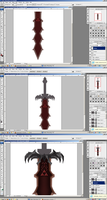 Demise's Sword 01082012 WIP by BLUEamnesiac