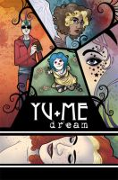 YUME P2 Issue 9 Cover by rosalarian