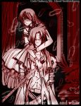 Red Hearts, Black Walls by laika13