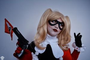 Classic Harley Quinn 26 by ThePuddins