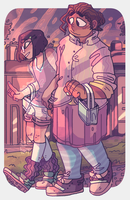 Com| Shopping date by iLee-Font