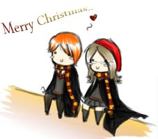 Merry Christmas, Pheonix by Cayys