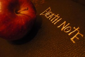 Death Gods Love Apples by Danielle6518
