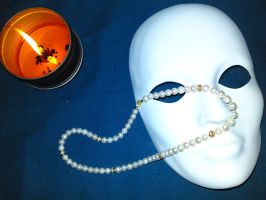 Pearls with Swarovski Crystals by BrittanyJustus