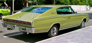 Dodge Charger 1966-3 by cmdpirxII