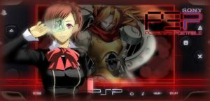 Persona 3 Portable by Kmydesign