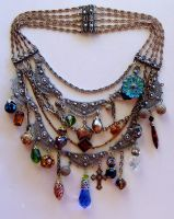 Another crazy necklet by bchurch