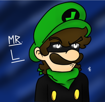 Mr. L by ITypeWhateverIwant