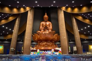 Okinawa Peace Prayer and Memorial Hall's Buddha by Natures-Studio