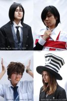 Cosplay Portraits by aerone