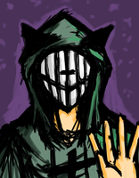 Mask 8-9-2013 by Endless-warr