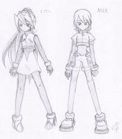 Sketch_Ciel_Aile by WhiteAbsol