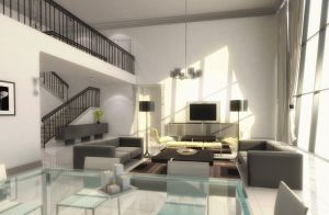 Interior duplex x by fraher-david