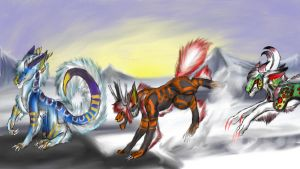 .:Commission for Drerika:Not in the mood:. by matrix9000