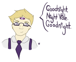 Goodnight, Night Vale by Shiverice