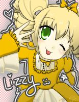 Lizzy Love by Parorox3