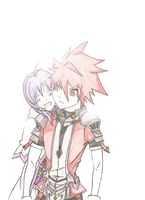 Elsword - LKxEM by RuneSlays