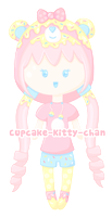Gift: Ribbonheart's Lala by Sugary-Stardust