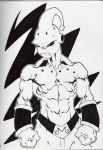 Majin Buu by Kid-Destructo
