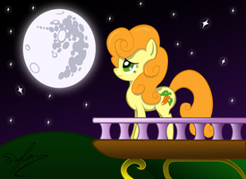 Above Her Courtyard (Cover Art) by I-TwistedFury-I