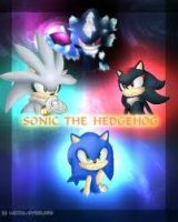 sonic the hedgehog by fate-the-hedgehog