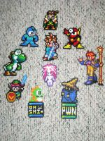 Bead Sprites Group 1 by Kabalyero
