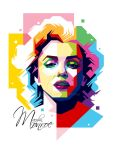 Marylin Monroe by aryakuza