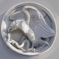 Stone Eagle Study by Brainmatters