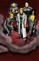 E.S.O.U. ISSUE 1 COVER by KYLE-CHANEY
