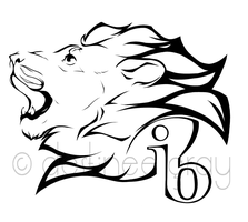 WC Lion IB Logo by iRaynebow