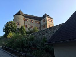 Castle Lockenhaus by Lassic