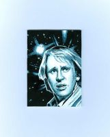 The Fifth Doctor by Herbarianband