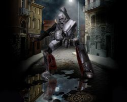 Photo Manipulation:1-Megatron by DJ-MegaTron