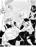 Kakashi Has a Nose Bleed XD by otakugal15
