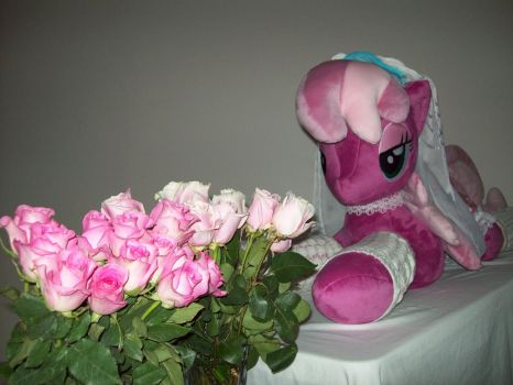 My Cheerilee's Second Hearts and Hooves Day by Vile-Flesh