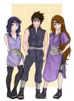 Paypal Commission: Team Genma~ by Stray-Ink92