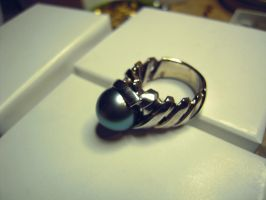 whirlpearl ring 2 by Debals