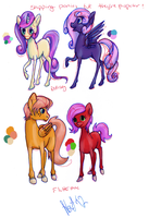 draw to adopts OPEN [2/4] by Kama-ItaeteXIII
