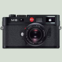 Leica M8 Black Icon by Markus-Weldon