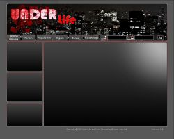 My first layout concept by Yowie1991