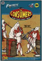 The Consumers by BombsAwayArt
