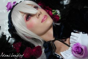 Suigintou Cosplay by adami-langley