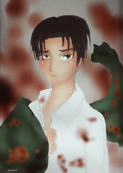 Levi: What's Today's Reality? by nejiHolic