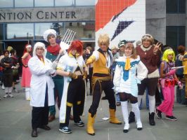 Fanime'11: Tales of the Abyss by theEmperorofShadows