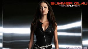 Summer Glau T-100 WS 1360x768 by y2snake
