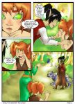 W.O.W FanComic: Story 1 page 2 by AngelKittyKatMeow