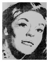 Anne Bancroft by Car-Ma