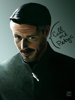 Call me Petyr. by chromageist