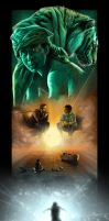 Life of Pi - Color by Kmadden2004