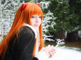 Asuka Winter by bluepaws21